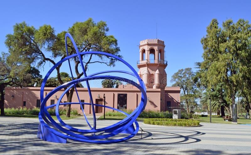 Parco del castello a Cordova argentina immagine stock