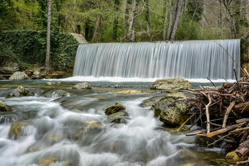 Parco del Pollino - Basilicata, Italien royaltyfria bilder