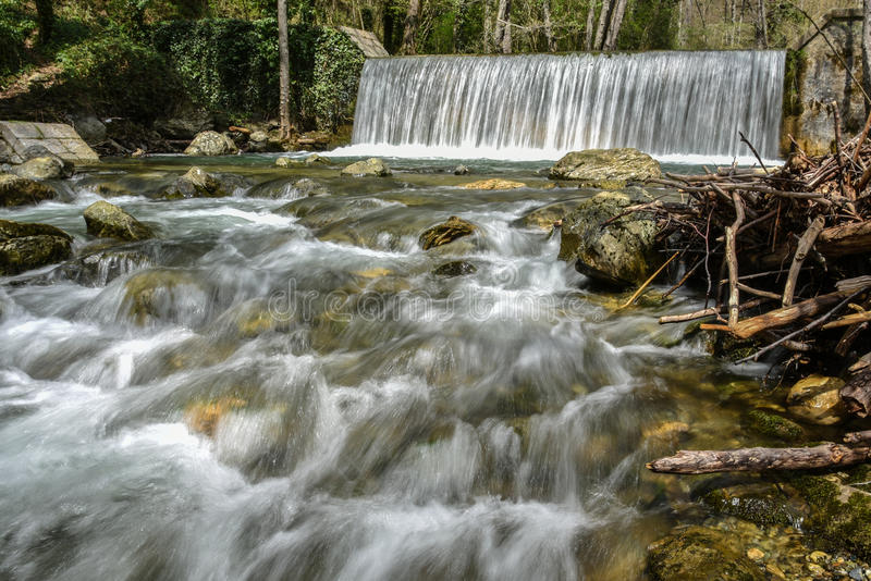 Parco del Pollino - Basilicata, Italien royaltyfria foton