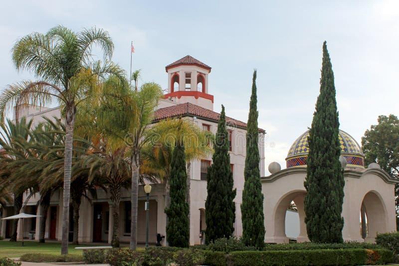 Parco della balboa, San Diego fotografie stock libere da diritti
