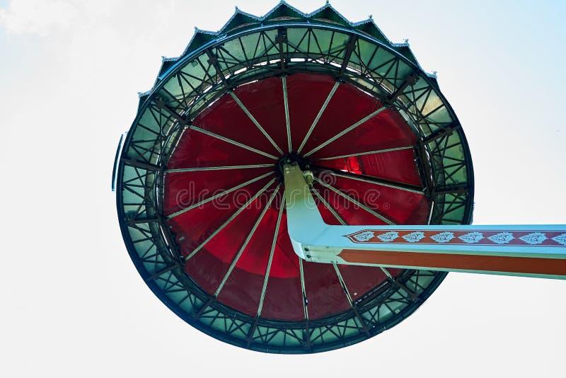 Parco di divertimenti di tema Efteling di fantasia immagine stock libera da diritti
