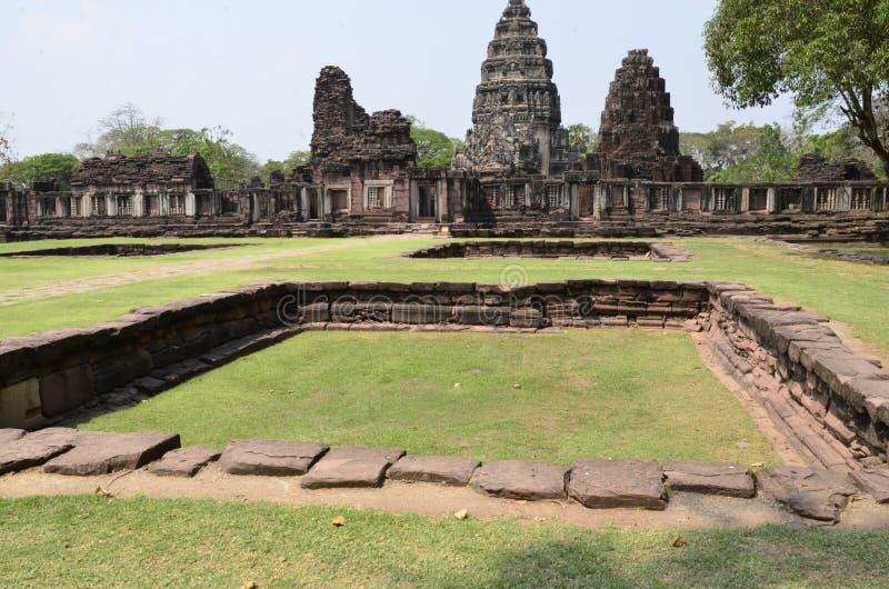 Parco di Historeical in Tailandia immagine stock libera da diritti