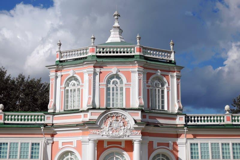 Parco di Kuskovo a Mosca immagine stock