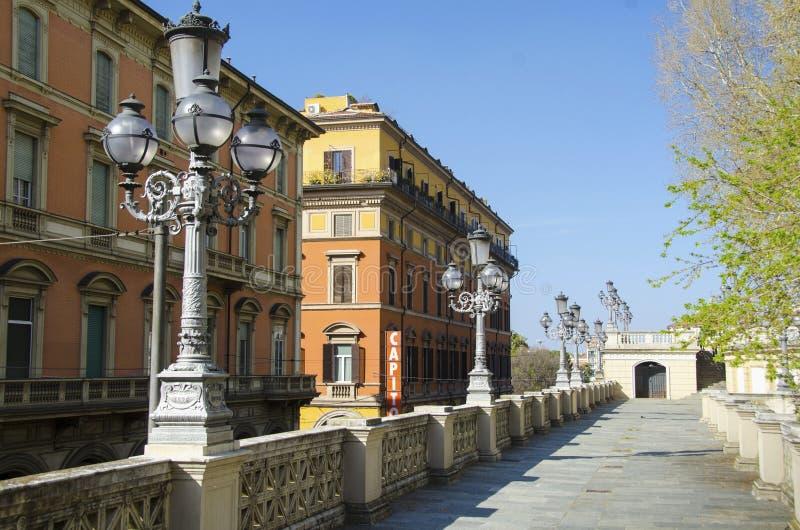 Parco di Montagnola, Bologna immagine stock
