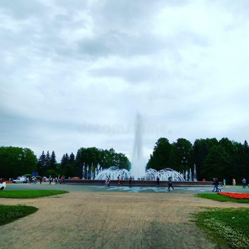 Parco di Primorskiy fotografie stock