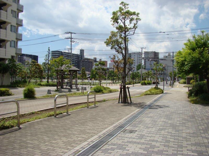 Parco di Soka fotografia stock