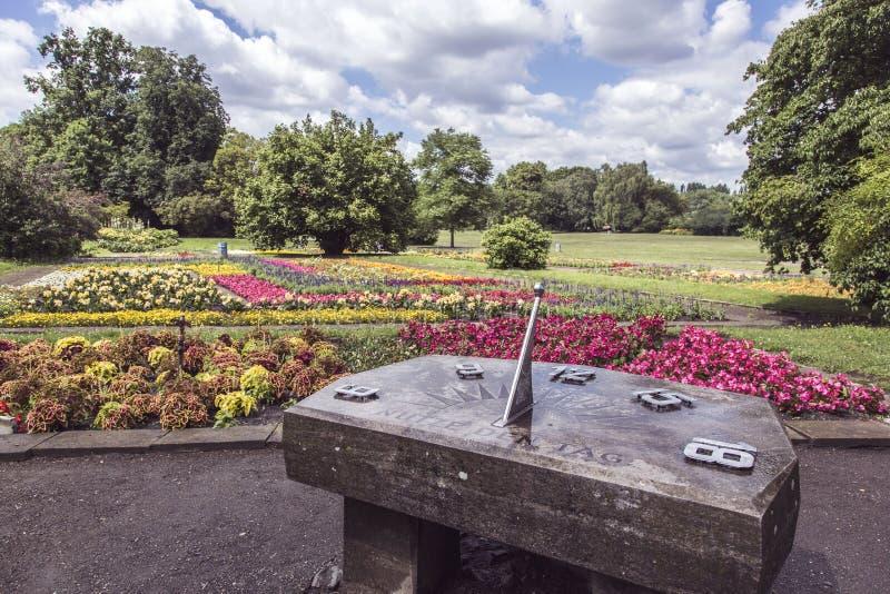 Parco di Treptower - Berlino immagini stock