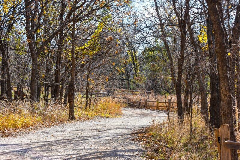 Parco naturale di Martin nella caduta fotografia stock libera da diritti