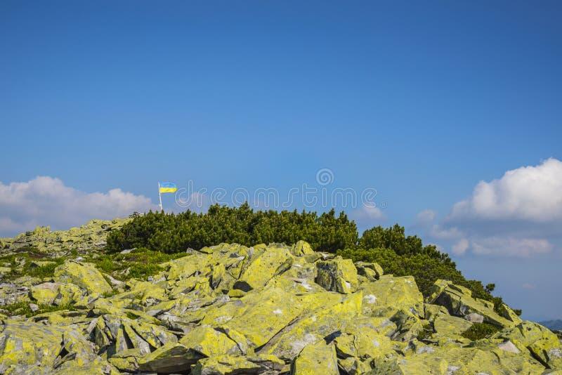 Parco naturale nazionale carpatico immagini stock