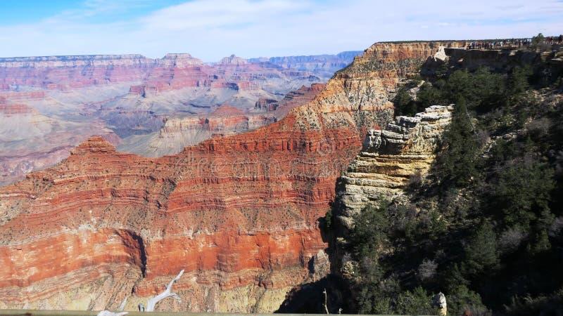Parco nazionale del Grand Canyon, Arizona immagine stock libera da diritti