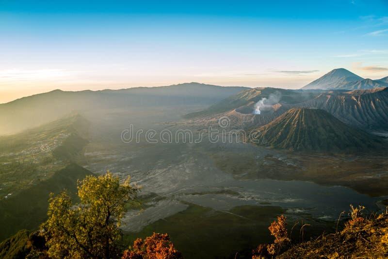Parco nazionale di Bromo-Tengger-Semeru, Indonesia immagini stock