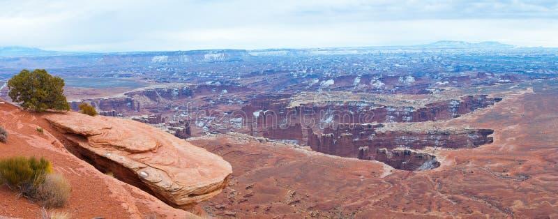 Download Parco Nazionale Di Canyonlands Nell'inverno Fotografia Stock - Immagine di utah, rosso: 30826624