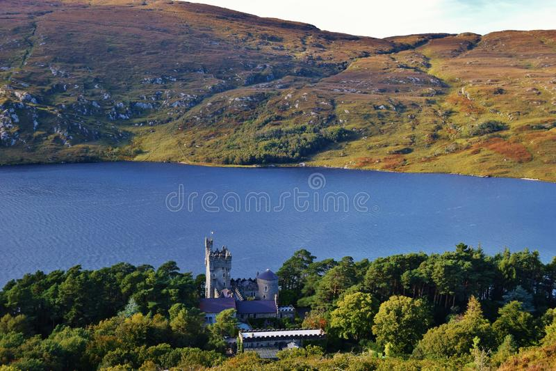Parco nazionale di Glenveagh immagini stock libere da diritti