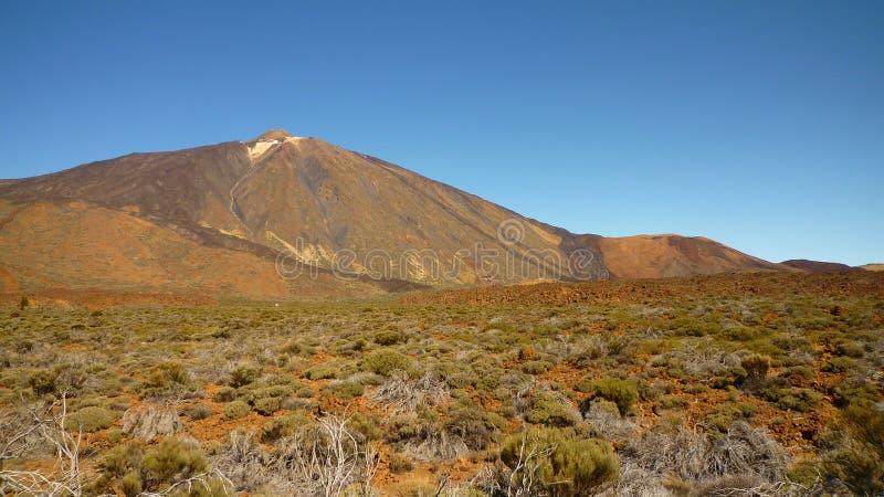 Teide - Tenerife fotografia stock