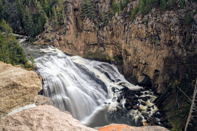 Parco nazionale di Yellowstone - 2 immagine stock libera da diritti