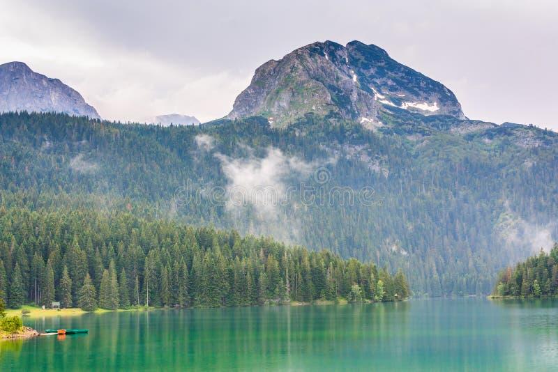 Parco nazionale Montenegro di Durmitor fotografie stock