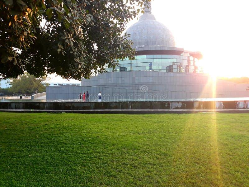 Parco Patna di Buddha fotografia stock