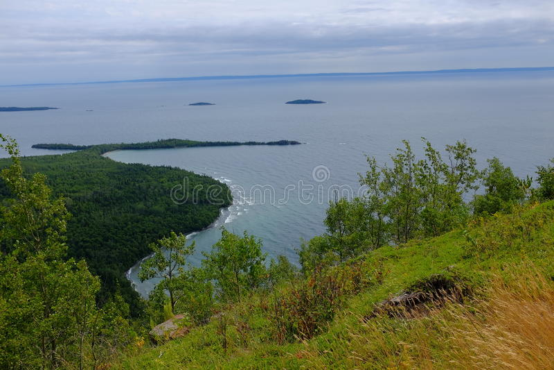 Parco provinciale gigante di sonno immagini stock libere da diritti