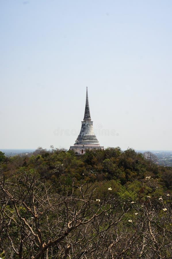 PARCO STORICO del Na KHON KHI RI di PHRA (Khao Wang), Amphoe Muang fotografie stock libere da diritti