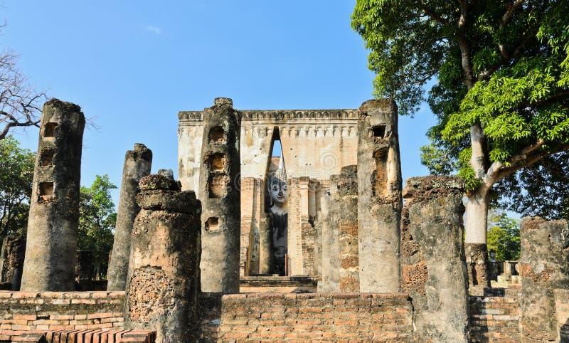 Parco storico di Sukhothai, Tailandia fotografia stock