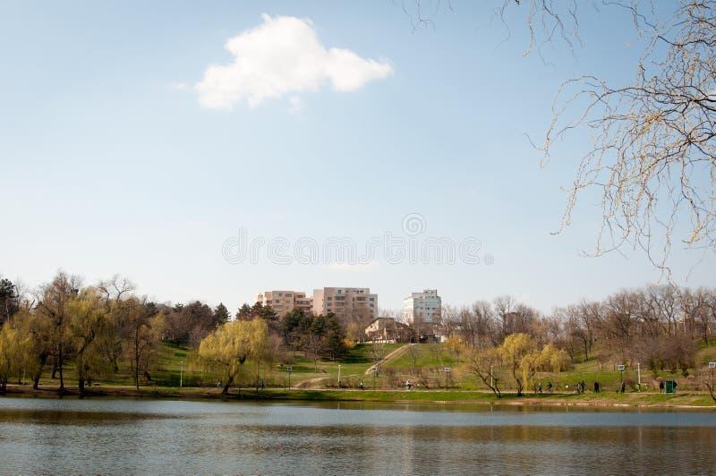 Parcs de Bucarest image libre de droits