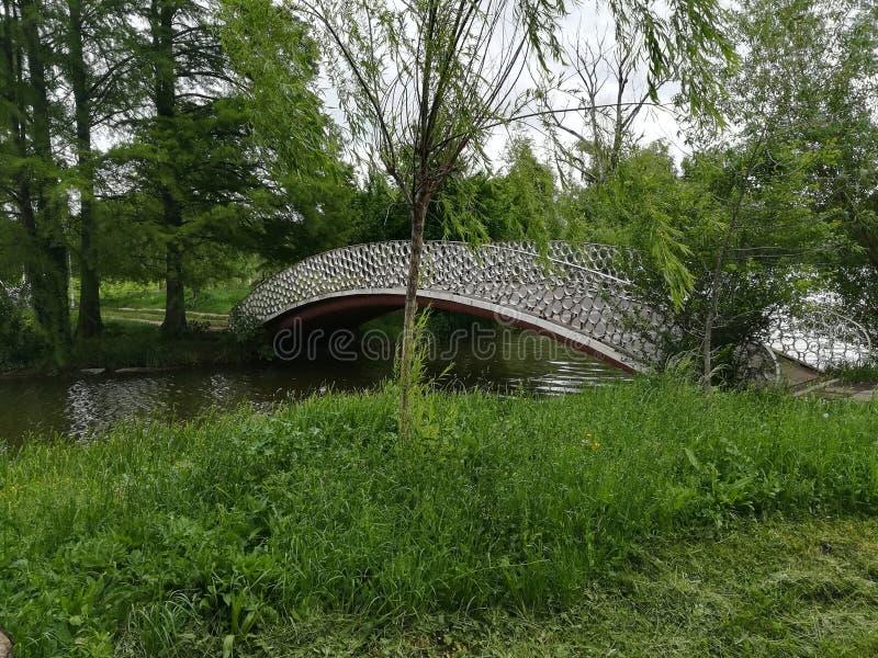 Parcul Tineretului à Bucarest photographie stock libre de droits
