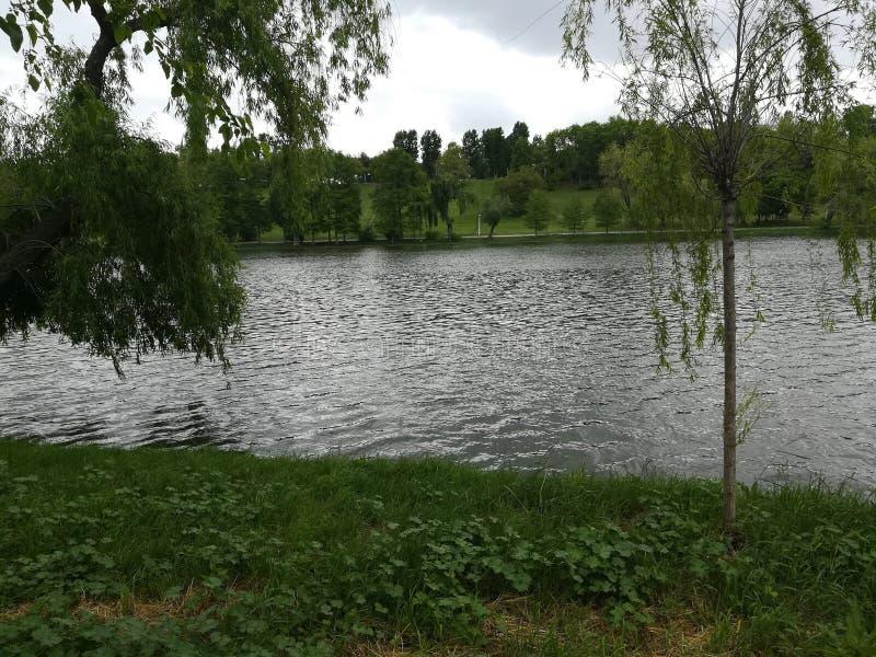 Parcul Tineretului à Bucarest photos stock