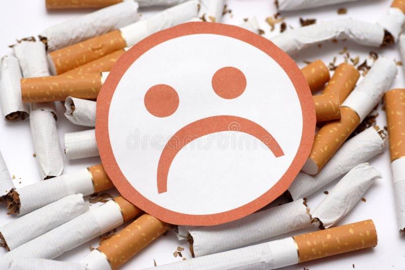 ¡Pare el fumar! fotos de archivo