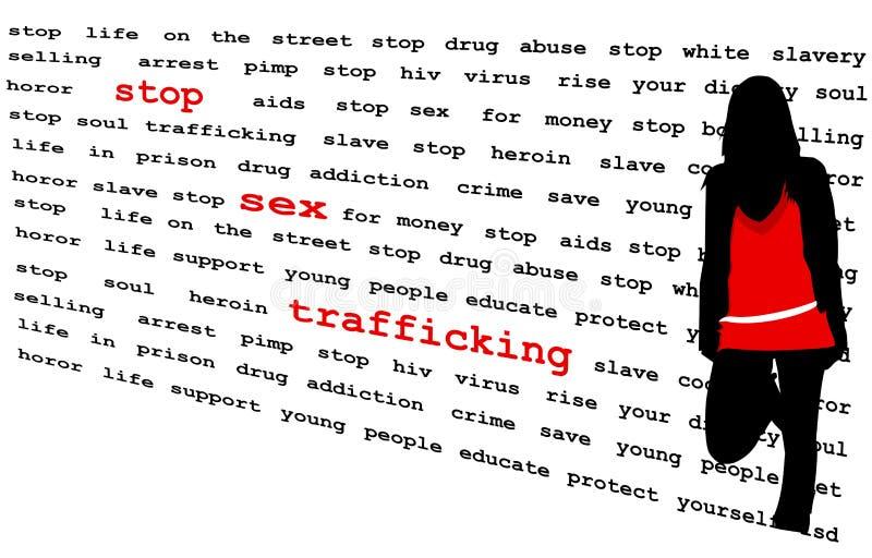 Pare o tráfico do sexo