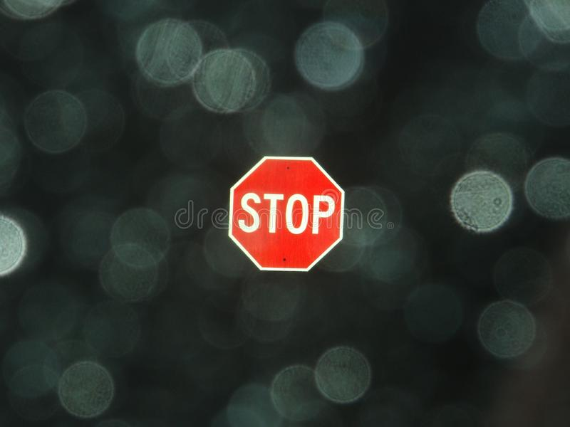 ¡Pare y vaya para él! fotos de archivo libres de regalías