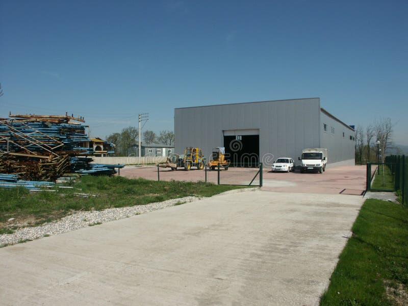 Parecchie costruzioni dalle regioni differenti di Turchia, di edilizia popolare e di campioni dei fabbricati industriali immagine stock