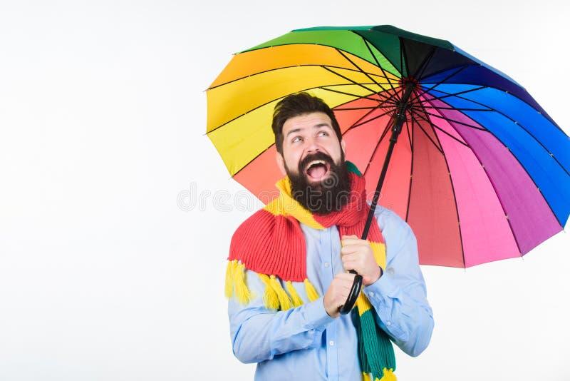 Parece chover Os dias chuvosos podem ser resistentes obter completamente Preparado para o dia chuvoso Despreocupado e positivo ap imagens de stock royalty free