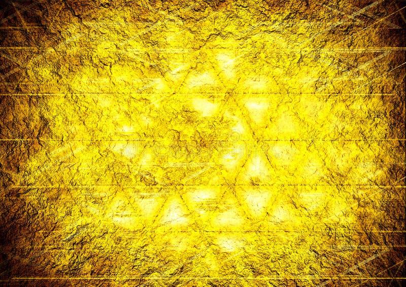 Pared abstracta del cocept del diseño del color de fondo del triángulo imagen de archivo libre de regalías
