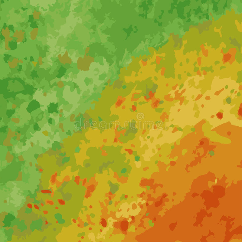 Pared abstracta del Grunge de la acuarela del fondo, tex altamente detallado ilustración del vector