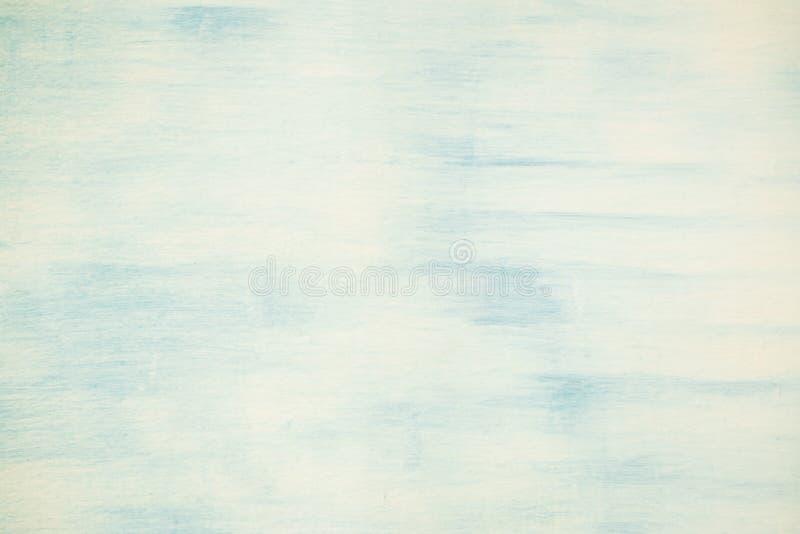 Pared agrietada dañada vieja de la pintura, fondo del Grunge, color azul fotos de archivo
