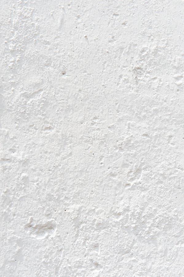 Pared blanca Textured imagenes de archivo