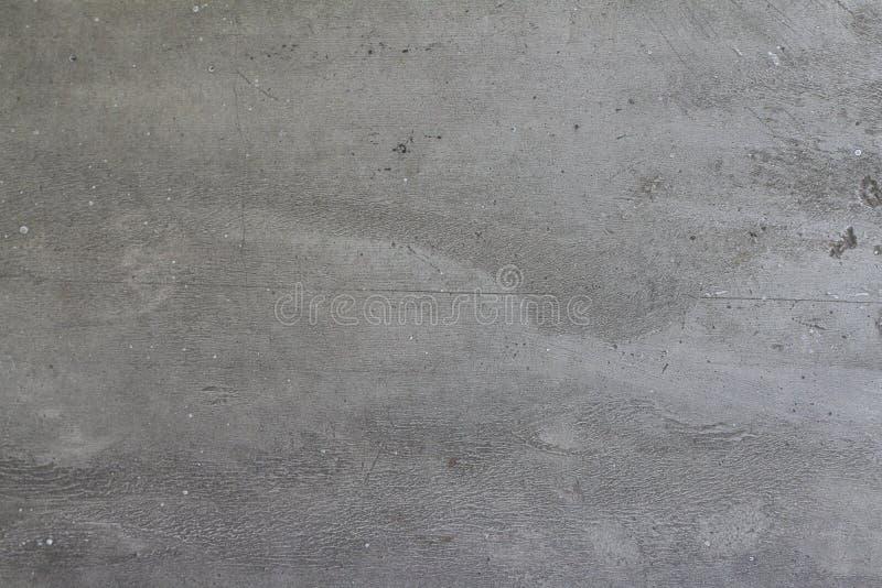 Pared concreta cruda gris del cemento para los fondos foto de archivo