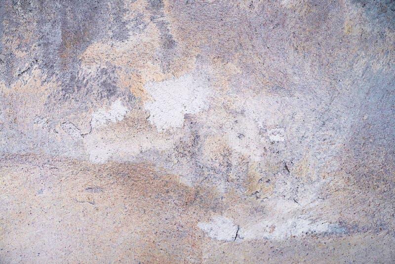 Pared de cemento de hormigón, fondo gris fotografía de archivo