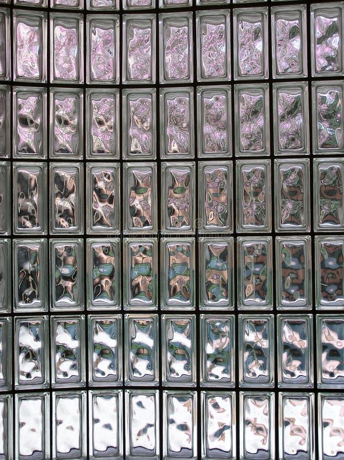 Pared de cristal imagen de archivo libre de regalías