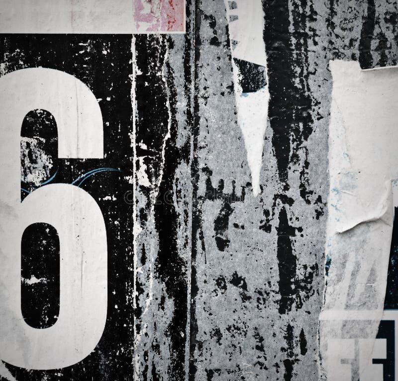 Pared de Grunge fotografía de archivo libre de regalías