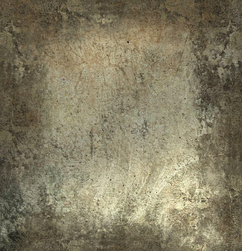 Pared de Grunge con el marco imágenes de archivo libres de regalías