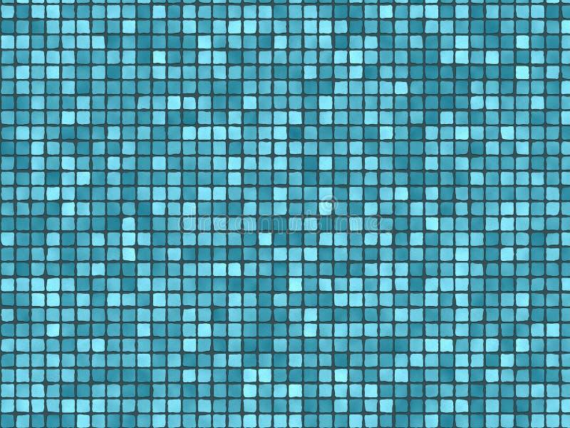 Pared de ladrillo ilustración del vector