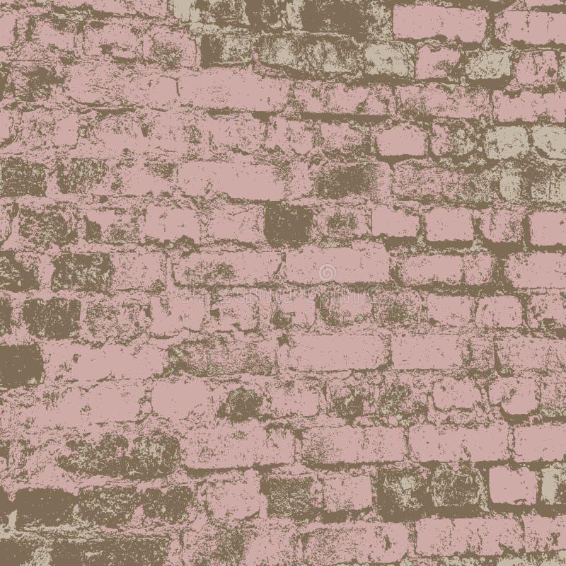 Download Pared De Ladrillo De La Casa, Con Las Líneas Colocación Ilustración del Vector - Ilustración de fachada, obsoleto: 64200323