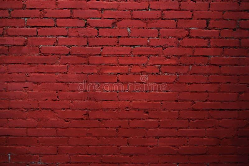 Pared de ladrillo La pared del edificio Textura foto de archivo libre de regalías
