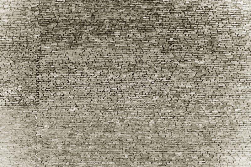 Pared de ladrillo imagen de archivo