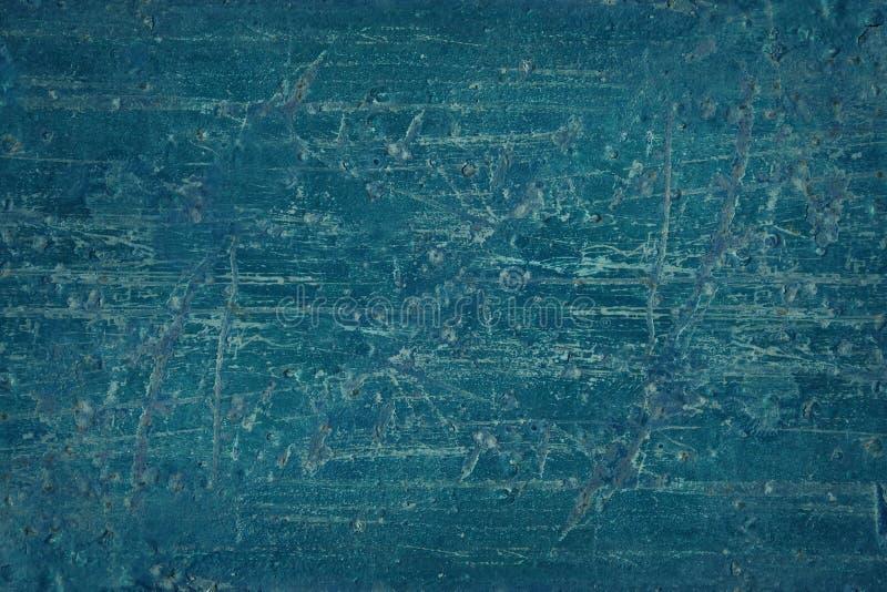 Pared de los azules marinos foto de archivo