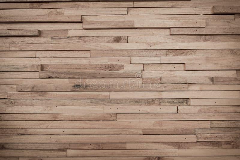Pared de madera abstracta foto de archivo