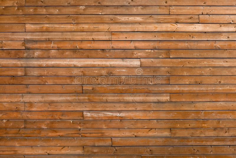 Pared de madera del fondo de la textura de encariñado rústico del blocao imagenes de archivo