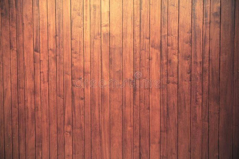 Pared de madera manchada vintage fotos de archivo