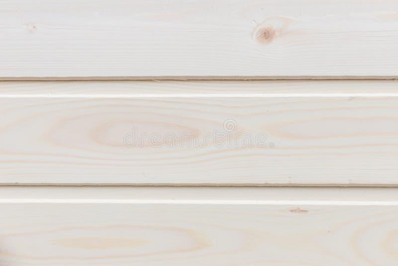 Pared de madera pálida Viejo fondo texturizado de madera resistido Fondo de madera blanco de los tablones pared conceptual o de l fotografía de archivo libre de regalías